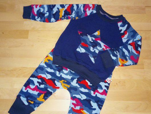 pantalon tee shirt jersey oektoex militaire