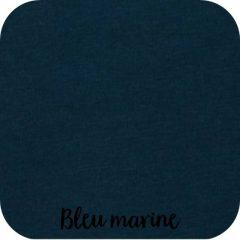 jersey bio bleu marine