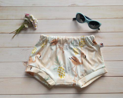 short bloomer jersey biologique